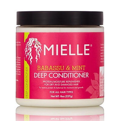 Best Organic Products for Afro and Curly Hair Mielle Conditioner