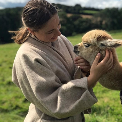 Style With Substance Podcast Slow Fashion and British Alpaca Hanna Fiedler British Alpaca Company