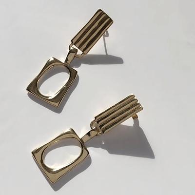 Bar Jewellery earrings November Newsletter
