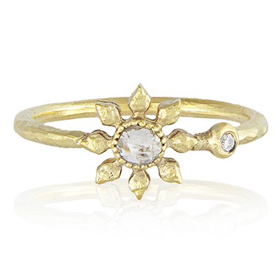 Natalie Perry Jewellery How To Create your own ethical engagement ring