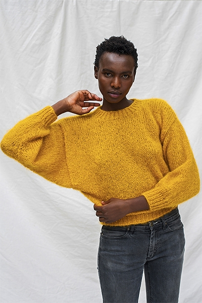 Classic Jumpers To Invest In - and how to take care of them L'ENVERS