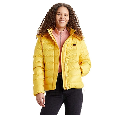 Levis Core Down Puffer Jacket Best Recycled Puffa Jackets