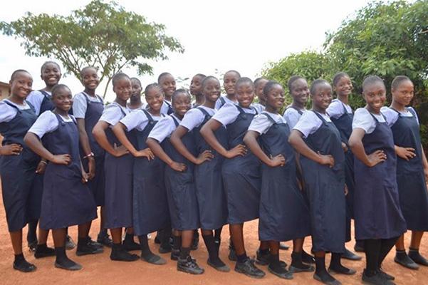 Hurr Malaika Wear To Care Malaika School Girls