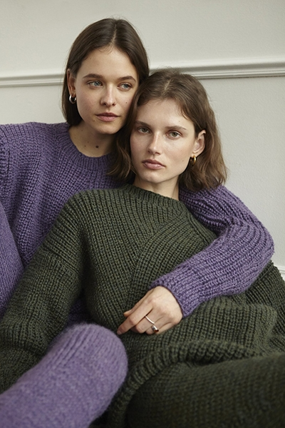 Classic Jumpers To Invest In - and how to take care of them The Knotty Ones