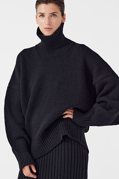 Classic Jumpers To Invest In - and how to take care of them babaà knitwear