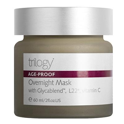 Trilogy Overnight Mask October Newsletter