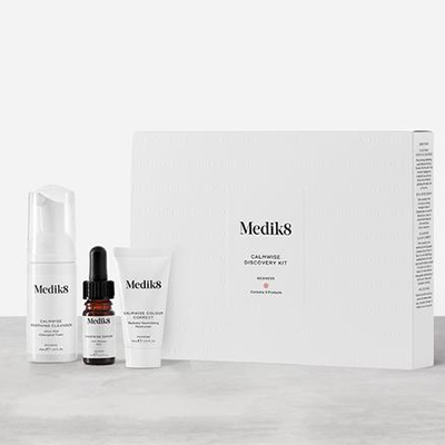 The Vendeur Sustainable Christmas Gift Guide Conscious Beauty Lover Inika Calmwise Discovery Kit Medik8