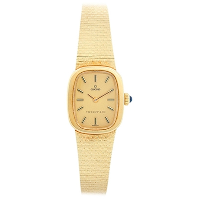 A guide to buying vintage watches Vintage Concord for Tiffany & Co Watch 1stDibs