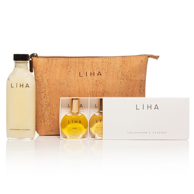 The Vendeur Sustainable Christmas Gift Guide Conscious Beauty Lover Liha Beauty Heroes Gift Set