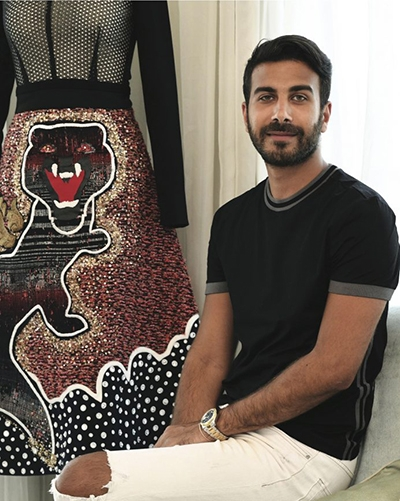 Hussein Bazaza 7 beautiful Lebanese brands to support