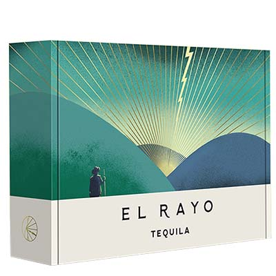 The Vendeur Sustainable Christmas Gift Guide Gifts For £20 and Under El Rayo Tequila T&T Gift Set