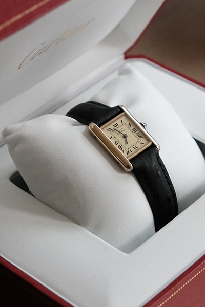 A guide to buying vintage watches Vintage Cartier
