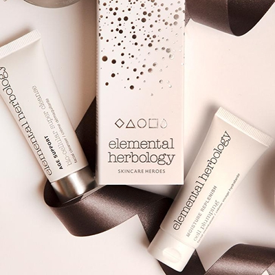 The Vendeur Sustainable Christmas Gift Guide Gifts For £20 and Under Elemental Herbology Skincare heroes