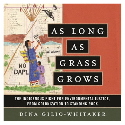Your Essential Guide To Environmental Reading As Long As Grass Grows by Dina Gilio-Whitaker