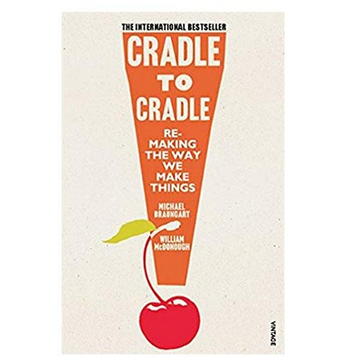 Your Essential Guide To Environmental Reading Cradle to Cradle by Michael Braungart