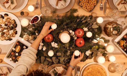 Vegan Christmas Menu