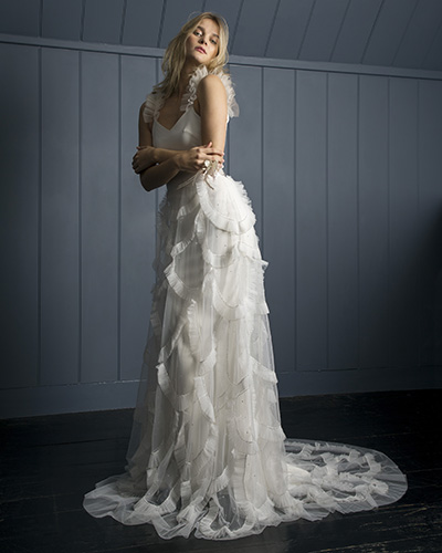 10 Questions for Kate Halfpenny Acorn Skirt Re wearable Bridal
