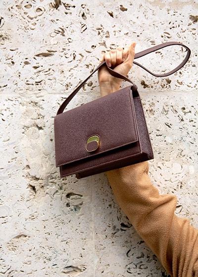 10 Questions for Jessica Kruger LUXTRA London Vegan handbags