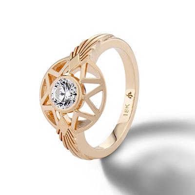 Ten Ten Blue Nile Engagement Rings Michelle Fantaci