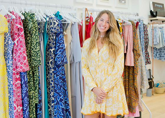 10 Questions for Isabella Broden Sustainable Store London
