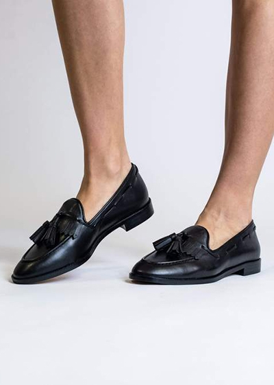 10 Questions For Allkind Vegan leather loafers
