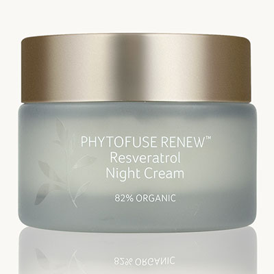 Best Moisturisers For Dry Winter Skin Inika Organics Night Cream