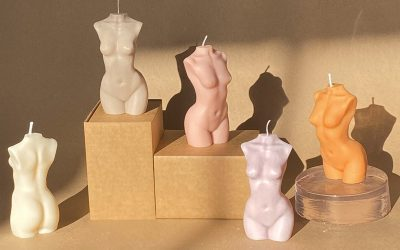10 Of The Best Sculptural Candles