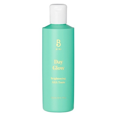 March Newsletter Bybi Day Glow AHA tonic