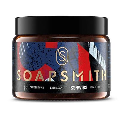 Soapsmith Camden Town Bath Soak Best Bath Soaks and Salts