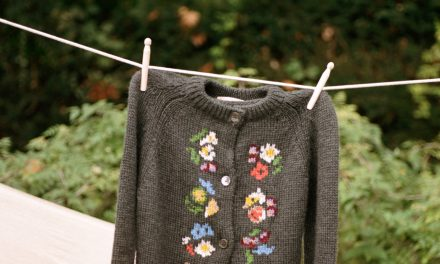 Consciously Made Transitional Cardigans