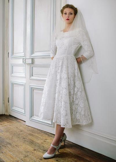 Wedding Dresses For Small Ceremonies Heavenly Vintage wedding dress