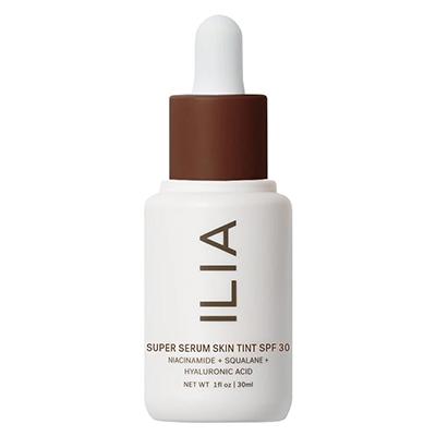 Blue Light Exposure How to Protect yourself Ilia Super Serum Skin Tint SPF30