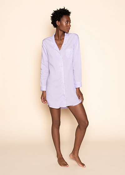Eco Friendly Pyjamas To Snuggle Up In Le Nap Shirtdress