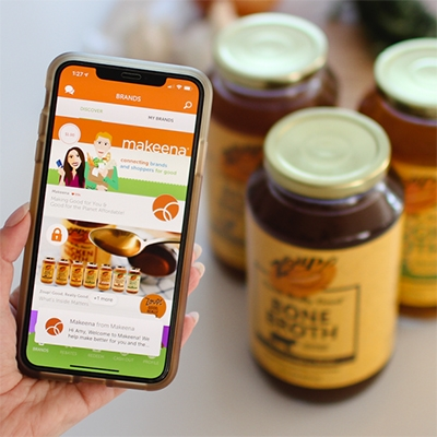 Apps to Help You Shop More Organically Makeena App