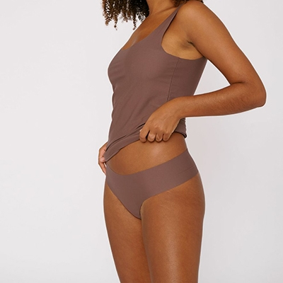 March Newsletter Organic Basics Thong