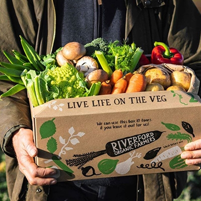 Apps to Help You Shop More Organically Riverford organic farmers Box