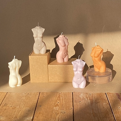 10 Of The Best Sculptural Candles Siren Candles
