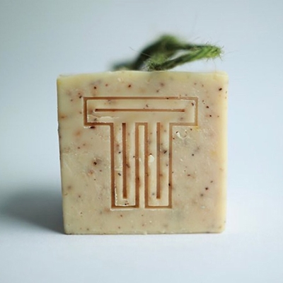 How to Treat Eczema naturally Terra Tory Superfood Soap
