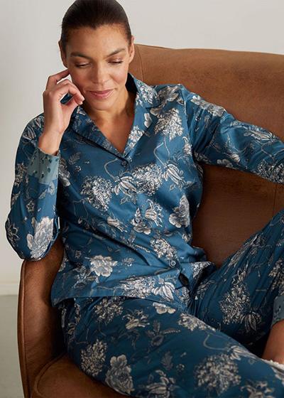 Eco Friendly Pyjamas To Snuggle Up In Thought Organic Cotton Pyjamas