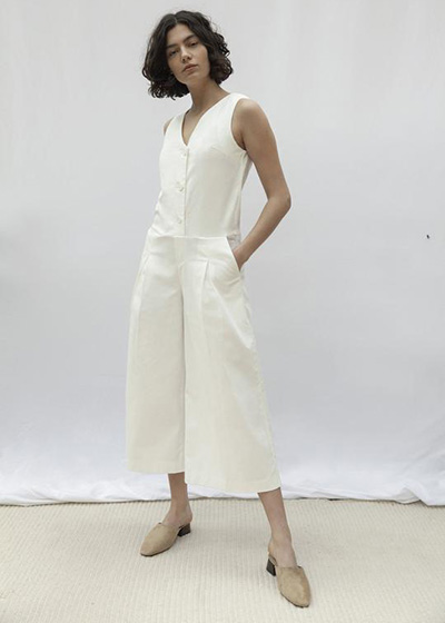 Wedding Dresses For Small Ceremonies Vanesa Vinhas jumpsuit