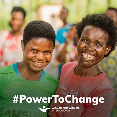 March Newsletter International Women's Day #PowerToChange