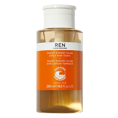 March Newsletter Ren Ready Steady Glow Daily AHA Tonic
