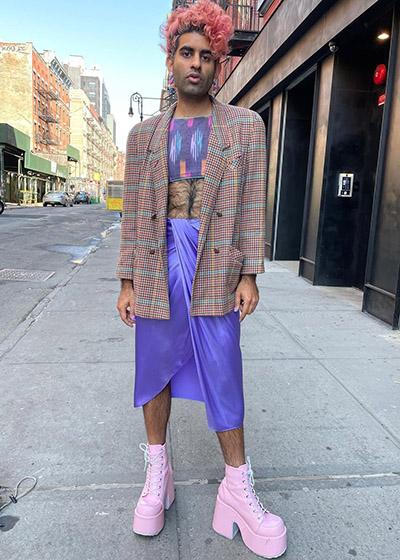How To #DeGender Fashion Alok Vaid-Menon