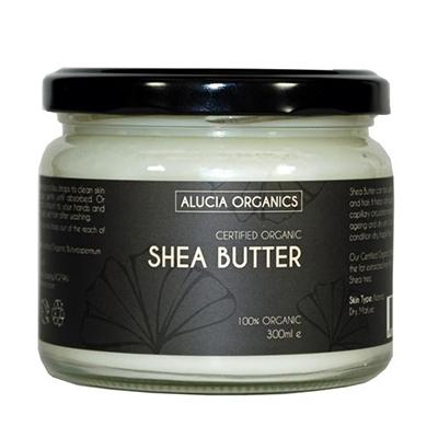 Nourishing Shea Butters Alucia Organics
