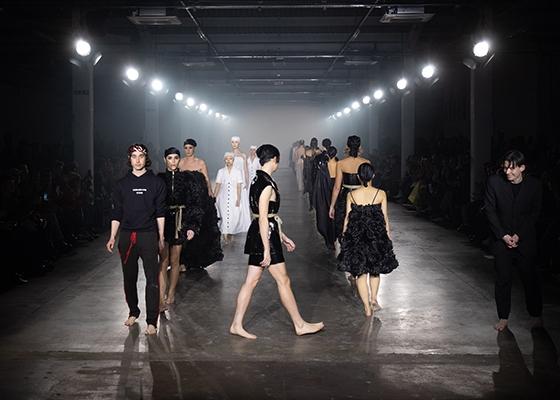 How To #DeGender Fashion Art School Sustainable Fashion