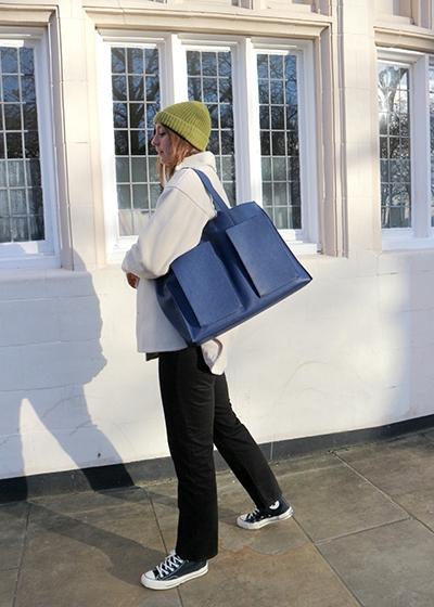 Fashion Crush: Genia Mineeva BEEN London
