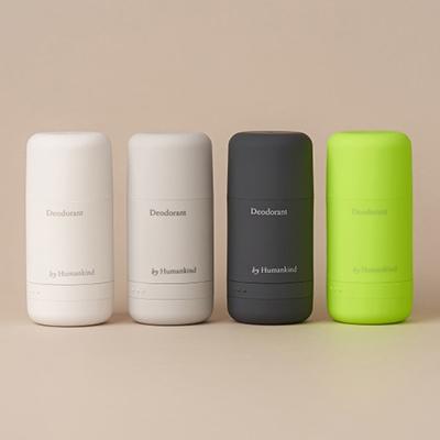 The Start Ups Perfecting Refillable Deodorants ByHumankind