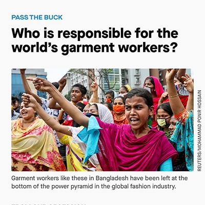 On International Women's Day, Honour Female Garment Workers Clean Clothes Campaign Instagram