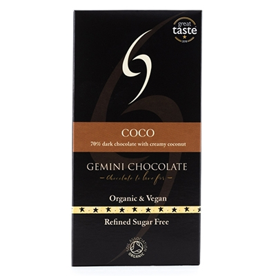 Low Waste Mothers Day Gifts Gemini Chocolate