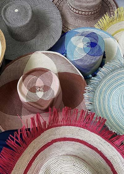 Best Fairtrade Hats and Hair Accessories G Viteri